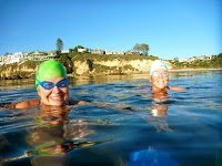 Can't Say Enough About The Channel Swimming