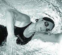 Penny Dean Visits San Diego Triathlon Club